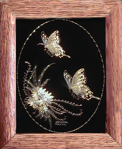 Wildlife Engraving