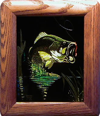 Fish Engravings